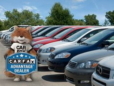 We have rows and rows of great used cars just waiting for a new owner. Come take one home today from Russ Darrow.