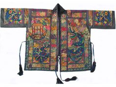 A Myth Behind One Piece of Miao Embroidery Cloth