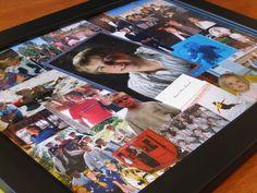 Graduation Video or Memory Board