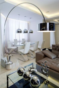 Modern Apartment in Moscow4
