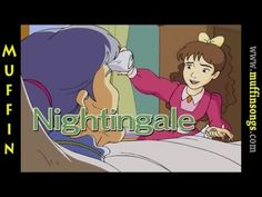HO Lesson 3: Crimean War/Florence Nightingale Muffin Stories - Florence Nightingale | Childrens Tales, Stories and Fables