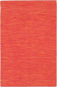 Orange India Rug