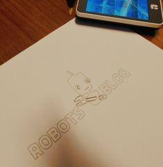 Rotrics DexArm Installation und erste Zeichnung Der Computer, Blog, Robot, Graphics, Drawing S, Blogging