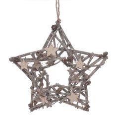 Festive 34cm Star With Glitter Pinecone in White from http://www.worldstores.co.uk/p/Festive%2034cm%20Star%20With%20Glitter%20Pinecone%20in%20White.htm