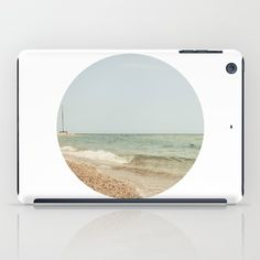 Beachscape #ipadcase by ARTbyJWP #ipadcase #techaccessories ___________  Protect your iPad with an impact resistant hard shell case featuring an extremely slim profile.