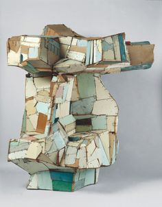 Abstract Sculpture, Wood Sculpture, Contemporary Sculpture, Contemporary Art, Shadow Box Art, Abstract Geometric Art, Cardboard Art, Global Art, Stone Art