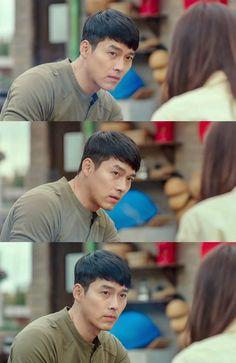Jung Hyun, Kim Jung, Drama Quotes, Hyun Bin, Drama Movies, Korean Actors, Korean Drama, Kdrama, Landing