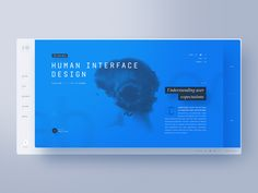 """Exploring some """"new"""" layouts. More coming soon ... Website Template for…"""