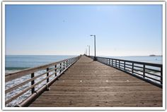 Reason #64 of 101 Reasons to Exit #HWY101: Stroll the #AvilaBeach Pier--it's 1,685 feet long! Download the complete guide to Discover 101 Reasons to Exit Highway 101 with Martin Resorts: http://revinate.me/g7t