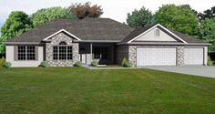 Traditional   House Plan 70143