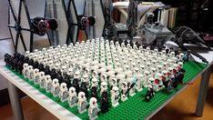 我がFO軍の軍拡遍歴7 この頃はウォーカーパイロットも入隊しテーブルに置けるだけビークルも乗せました #legostarwars #lego #starwars #レゴスターウォーズ #レゴ #スターウォーズ #我がFO軍 #ASA_LEGO