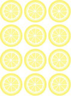 Lemon Marmalade Labels by Wendy Copley, via Flickr - free printable
