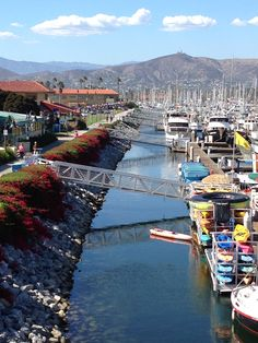 Ventura Harbor, Ventura, California So many memories here. Every Sunday. Ventura California, California Vacation, Moving To California, California Coast, California Dreamin', Ventura Harbor, Ventura Beach, Ventura Homes, Surfing