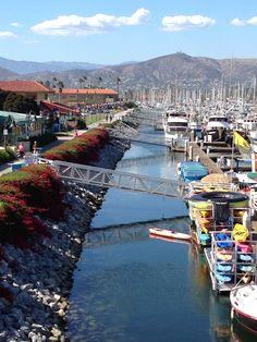 Ventura Harbor, Ventura, California