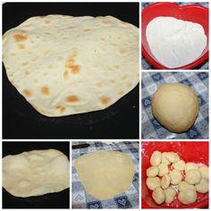 Hjemmelaget Tortilla lefser – Spiselise