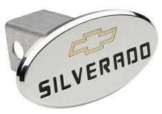 Silverado Hitch Cover