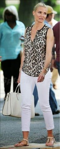 Life is Pichey: Want: Cameron Diaz's Wardrobe from The Other Woman.