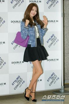 Sooyoung at Double M event