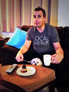 joe gatto   Joe_Gatto: No @Cannoli_Gatto...you cannot have some of my dessert
