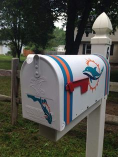 Awesome mailbox