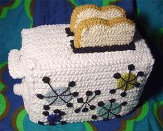 Crochet Toaster Cover – Crochet Club  croheti.com