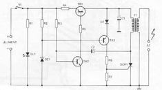 Electric Fence Energizer, Spark Gap, Techno, Math, Printed Circuit Board, Electronic Circuit, Circuits, Fonts, Math Resources