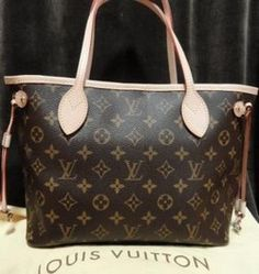 Louis Vuitton Brown Monogram Neverfull PM with dustbag. BRAND NEW!     $705.50