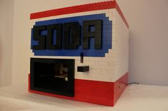 Lego soda machine v2