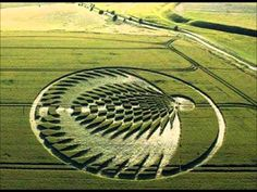 [UFOs File] Crop Circles - Hyperspace Gateways - NEW+ 2014 Full Documentary