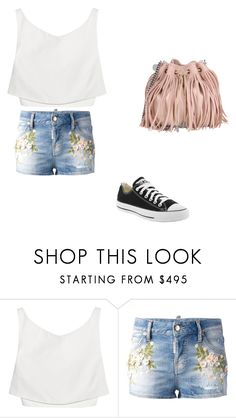 """""""Untitled #143"""" by catherinetemb ❤ liked on Polyvore featuring McQ by Alexander McQueen, Dsquared2, Converse and STELLA McCARTNEY"""