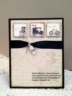 Tammy Downeys Blog Love To Create: Whos Got Mail? - Postage Collection - Sneak Peek