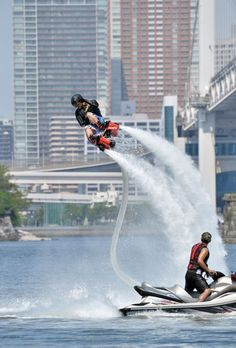 Fly Boarding, France - Travel Adventure