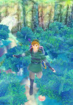 The Legend of Zelda: Skyward Sword, Link