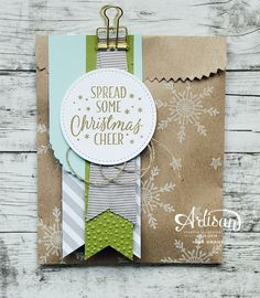 Stampin' Cards and Memories: Stitched Shapes Framelits