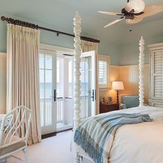Decorate a holiday or vacation home  Fan for bedrooms