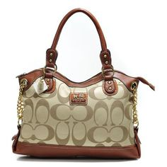 Online Sale Coach Legacy Pinnacle Lowell In Signature Large Khaki Satchels ADW With Excellent Design For You!