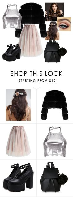 """."" by breemcguire on Polyvore featuring Her Curious Nature, Givenchy, Chicwish, Boohoo and IMoshion"