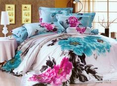 KING Size too Love this bedding... alot alot