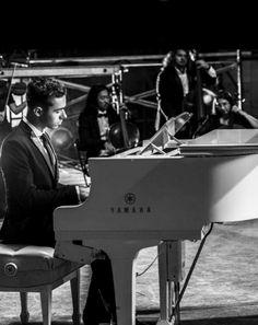 Nathan playing the piano!! <3