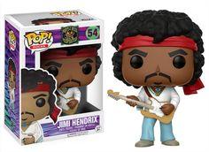 Funko pop. Jimi Hendrix