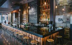 Jack and June restaurant and bar design