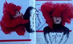 Julien d'Ys: My Comme des Garçons Sketchbook | AnOther