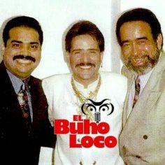 """***TRES GRANDES DE LA """"SALSA"""" PUERTO RICO***"""