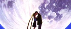 Sailor Stars Episode 200  Serena's (Usagi's) Love! The Moonlight Lights up the Galaxy    The final episode of the Sailor Moon anime!