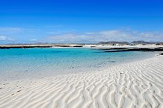 El Cotillo, Fuerteventura One of my favourite beaches.... Heavenly...