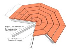 Ana White | Build a Octagon Picnic Table | Mary & Willi