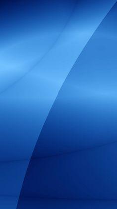 綺麗な青いiPhone6 壁紙