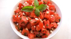 So refreshing and healthy salad , perfect for summer and people who love healthy meals.Try to make this you will