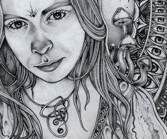 Vous rêvez de Dryade par LauraBorealisis sur Etsy