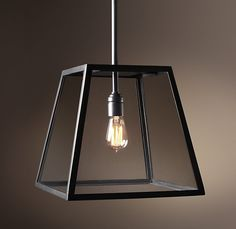 Filament Pendant #lighting